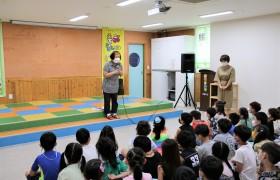 민족사관어린이집 사랑의 후원금 전달식